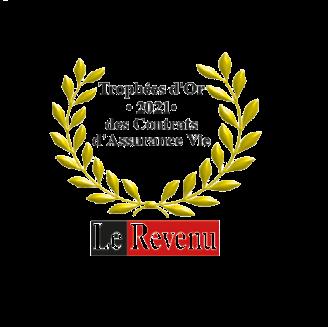 Trophée d'Or Le Revenu Conservateur Helios Patrimoine